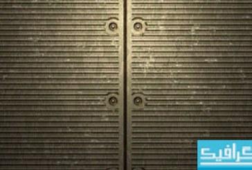 تکسچر های سطح فلزی – شماره 3