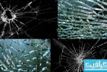 تکسچر های شیشه شکسته شده – شماره 1