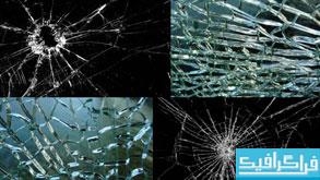 تکسچر های شیشه شکسته شده - شماره 1
