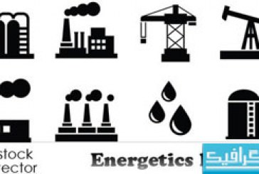 دانلود آیکون های انرژی