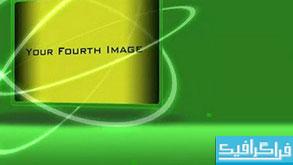 دانلود پروژه افتر افکت Green Intro
