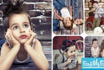 دانلود تصاویر استوک کودکان شاد