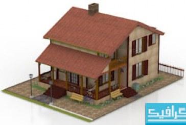 دانلود مدل سه بعدی خانه – شماره 2