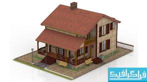 دانلود مدل سه بعدی خانه - شماره 2
