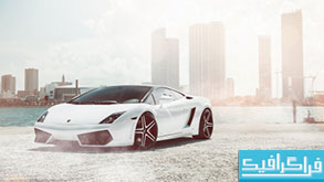 دانلود والپیپر ماشین Lamborghini Gallardo Supercar