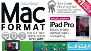 مجله مک Mac Format - شماره 268