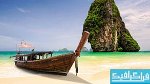 دانلود والپیپر ساحل تایلند - شماره 2