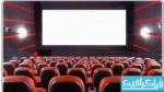 دانلود تصاویر استوک سالن سینما