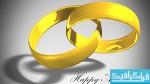 آموزش فتوشاپ سه بعدی ساخت حلقه های طلای متصل شده