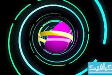 پروژه افتر افکت نمایش لوگو Hyper Logo