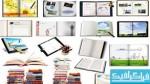 فایل لایه باز کتاب های باز