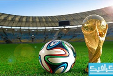 دانلود والپیپر بیستمین جام جهانی فوتبال
