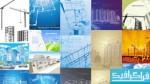 وکتور های معماری و پروژه های ساختمانی