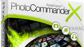 دانلود نرم افزار ویرایشگر تصاویر Photo Commander 11.1