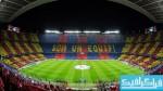 دانلود والپیپر استادیوم نیوکمپ بارسلونا