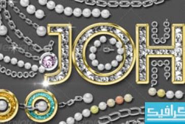 دانلود اکشن فتوشاپ ساخت جواهرات