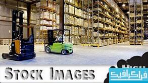 دانلود تصاویر استوک محیط داخلی کارخانه