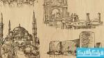 وکتور بنا قدیمی شهر های جهان