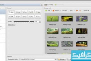 نرم افزار تبدیل تصاویر PearlMountain Image Converter 1.2