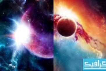 دانلود تصاویر استوک فضا – شماره 2