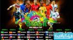 دانلود والپیپر جام جهانی فوتبال 2014 برزیل