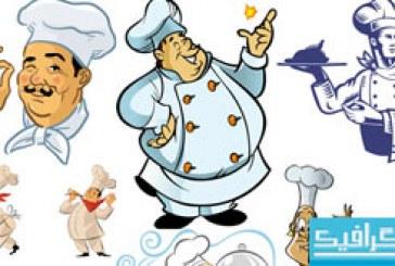 وکتور های آشپز – شماره 2
