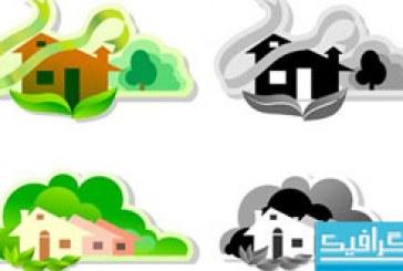 دانلود لوگو های خانه