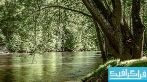 دانلود والپیپر رودخانه