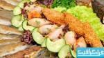 دانلود تصاویر استوک غذا های دریایی - شماره 2