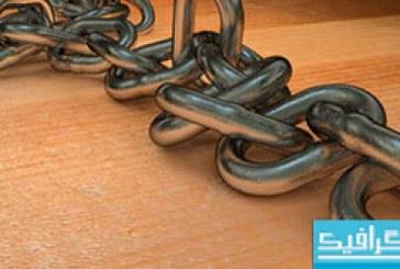 دانلود مدل سه بعدی زنجیر