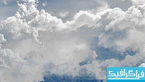 براش های فتوشاپ ابر - شماره 3