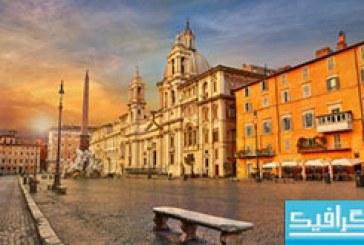 دانلود والپیپر شهر رم