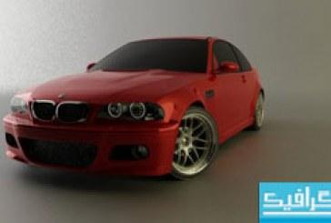 دانلود مدل سه بعدی اتومبیل بی ام و M3