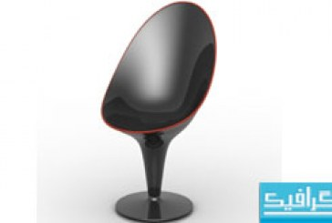 دانلود مدل سه بعدی صندلی – شماره 3
