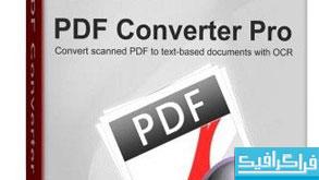 نرم افزار تبدیل فایل پی دی اف Wondershare PDF Converter Pro 4
