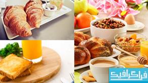 دانلود تصاویر استوک صبحانه