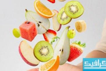 دانلود تصاویر استوک سالاد میوه – شماره 2