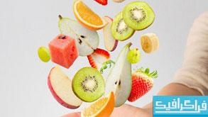 دانلود تصاویر استوک سالاد میوه - شماره 2