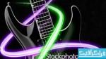 آموزش فتوشاپ ساخت افکت مسیر نورانی