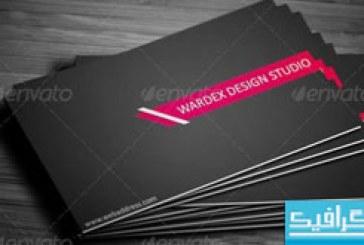 دانلود کارت ویزیت شرکتی – طرح شماره 22