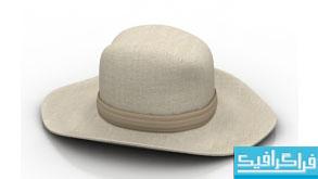 دانلود مدل سه بعدی کلاه