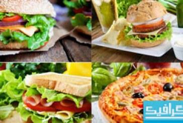 دانلود تصاویر استوک غذا های فست فود – شماره 2