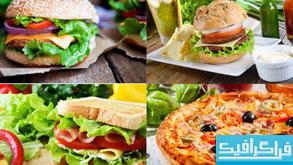 دانلود تصاویر استوک غذا های فست فود - شماره 2