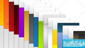 دانلود فایل لایه باز پس زمینه های وب سایت