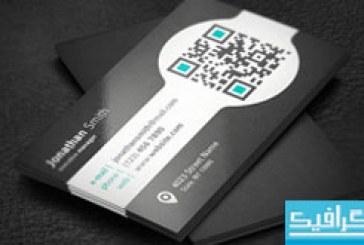 دانلود کارت ویزیت شرکتی – طرح شماره 25