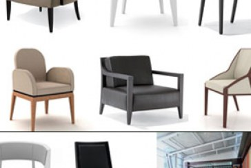 دانلود مدل های سه بعدی صندلی