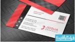 دانلود کارت ویزیت شرکتی - طرح شماره 28