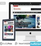 دانلود پوسته خبری - مجله وردپرس Effective News