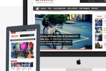 دانلود پوسته خبری – مجله وردپرس Effective News