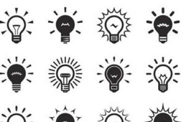 دانلود آیکون های لامپ – سایه